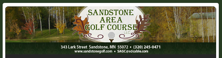 Sandstone Area Golf Course